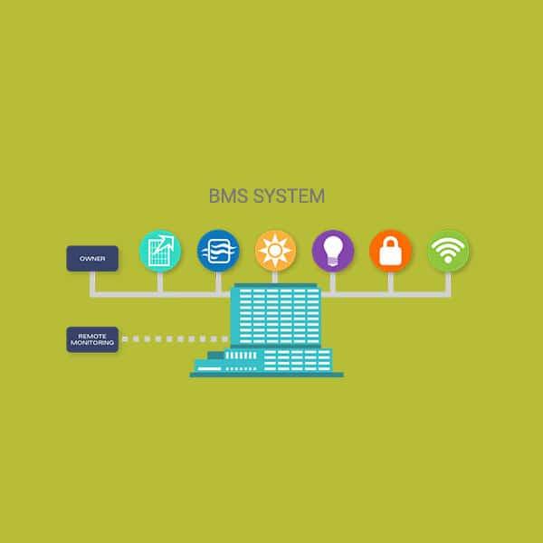 سیستم مدیریت ساختمان (BMS):