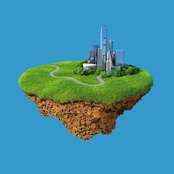 ساختمان سبز چیست؟ پویا و سبز بخواهید